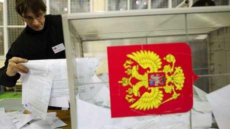انتخابات الرئاسة الروسية 2018