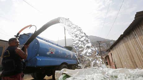 أزمة ماء بتريليون دولار