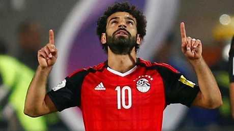 صلاح يكشف كيف سيحتفل بأهدافه في مونديال روسيا!