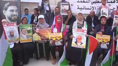 450 أسير فلسطيني يقاطعون قضاء إسرائيل