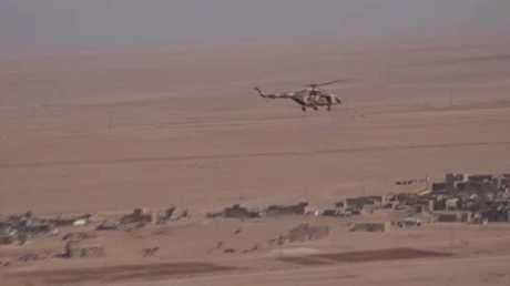 عملية للجيش العراقي غرب الأنبار