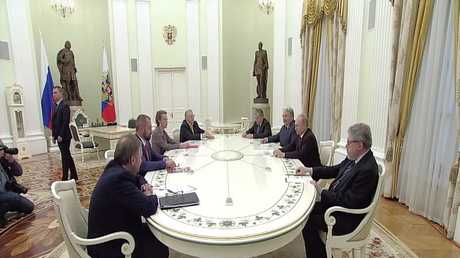 بوتين: سنركز على حل المشكلات الداخلية