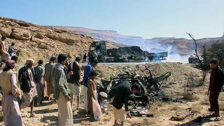 تداعيات الأزمة اليمنية
