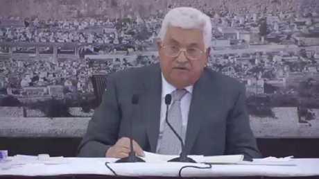 خطاب محمود عباس.. ردود فعل متباينة