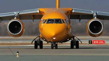 """طائرة من طراز """"AN -148"""""""