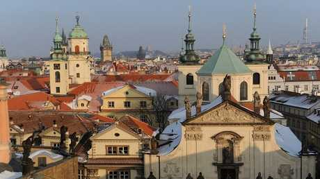 مدينة براغ (صورة من الأرشيف)