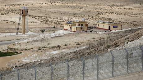 الحدود الإسرائيلية المصرية في سيناء