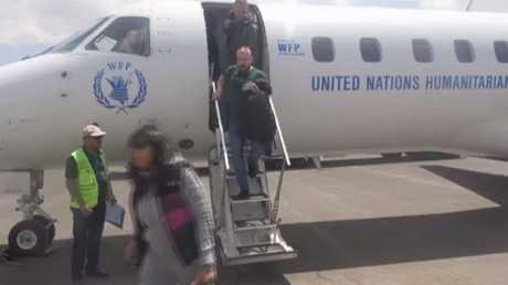 وفد أوروبي يصل إلى العاصمة صنعاء