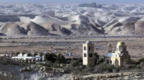 منطقة تعميد السيد المسيح في الأردن