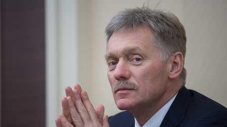 المتحدث باسم الكرملين، دميتري بيسكوف