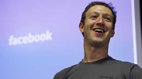 مارك زوكربيرغ مؤسس شركة فيسبوك