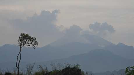 بركان إيجين، إندونيسيا