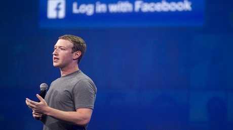 """مدير شركة """"فيسبوك"""" مارك زوكربرغ"""