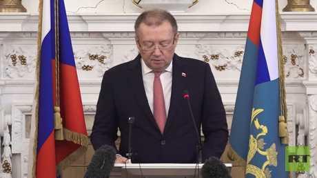 موسكو تدعو لندن لتقديم الأدلة باتهاماتها