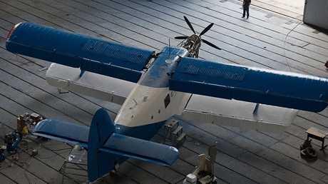 """طائرة """"آن - 2"""" المطورة"""