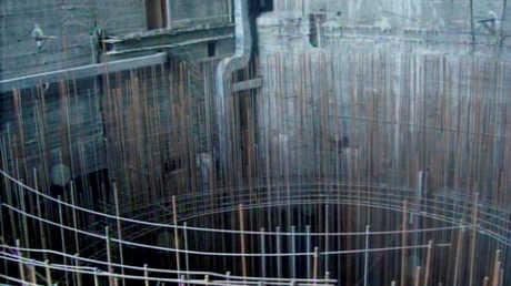 صورة أرشيفية أعلنت الحكومة الأمريكية أنها تظهر أعمال بناء موقع نووي في سوريا