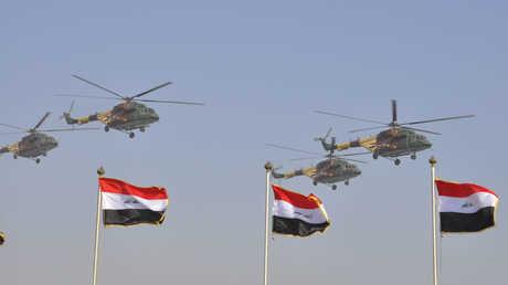 استعراض عسكري في بغداد - صورة أرشيفية