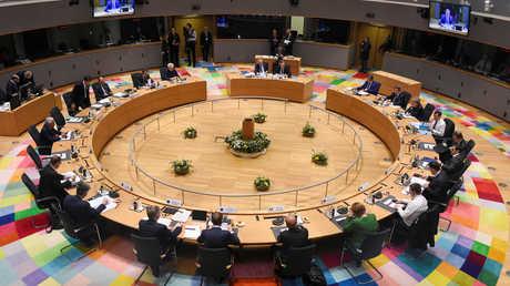 قمة الاتحاد الأوروبي في بروكسل (23 مارس 2018)