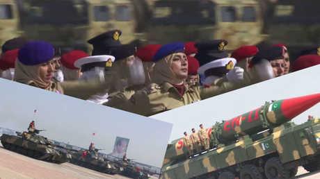 العرض العسكري في باكستان