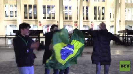 البرازيل تتغلب على روسيا في مباراة ودية