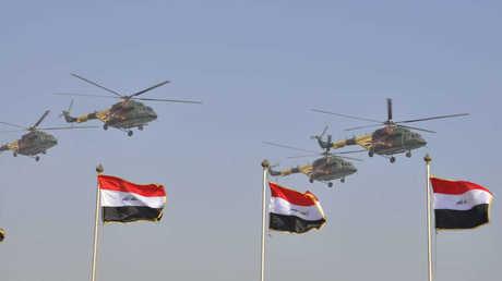 استعراض عسكري في بغداد - صورة أرشيفية -