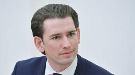 مستشار النمسا سيباستيان كورتز
