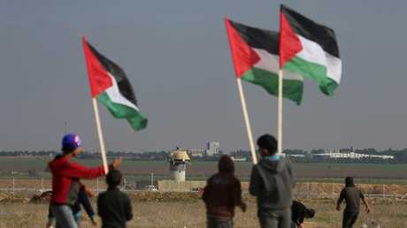 أطفال في غزة - أرشيف -