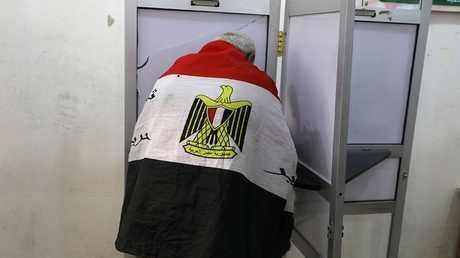 ناخب مصري