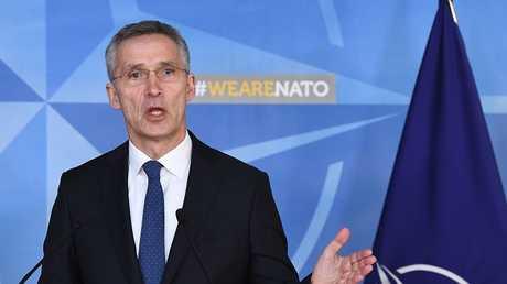 الأمين العام لحلف الناتو ينس ستولتنبيرغ