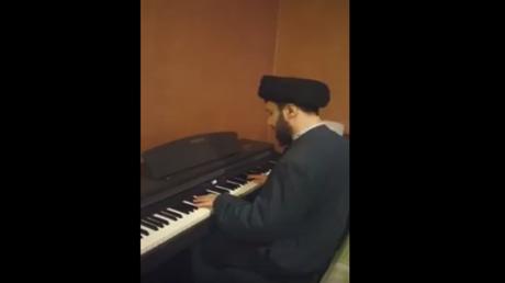 رجل الدين اللبناني حسين الحسيني