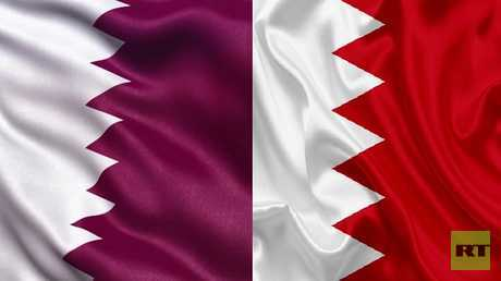 العلمان البحريني والقطري