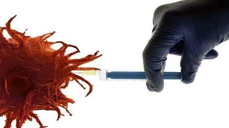 تطوير لقاح يقضي على 97% من الأورام الخبيثة دون آثار جانبية