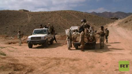 مراسلنا: مقتل 10 من جنود النخبة الحضرمية باليمن بهجوم مسلح للقاعدة (صورة من الأرشيف)