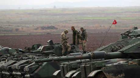 الجيش التركي - أرشيف -