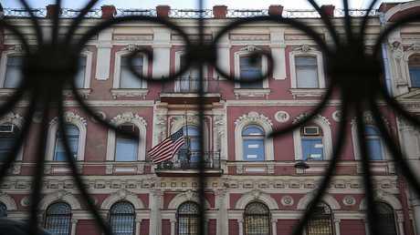 مبنى القنصلية العامة الأمريكية في سان بطرسبورغ