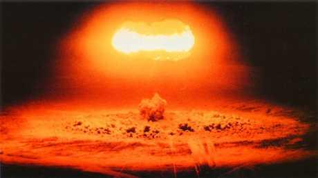 """خريطة """"صادمة"""" تكشف ما سيحدث حال انفجار قنبلة نووية فوق منطقتك؟"""