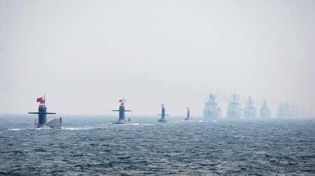 المخابرات الأمريكية تتجسس على الأسطول البحري الصيني