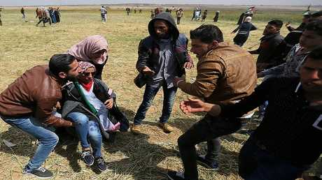 موسكو تدين الاستخدام العشوائي للقوة ضد المدنيين في غزة