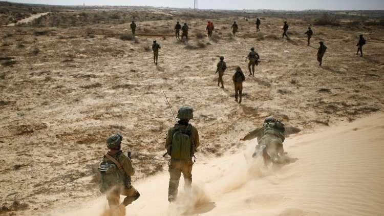 رئيس الأركان الإسرائيلي يرجح حربا مدمرة هذا العام