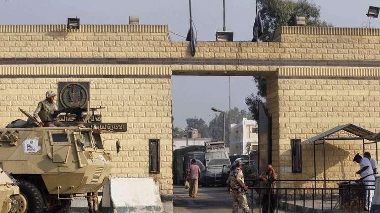 الشرطة المصرية تقبض على سيدة خلال زيارة زوجها في السجن