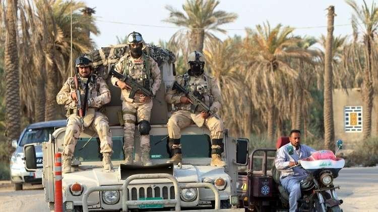 الجيش العراقي يصفي سفاح الدواعش التونسي وتسعة من أعوانه في الأنبار