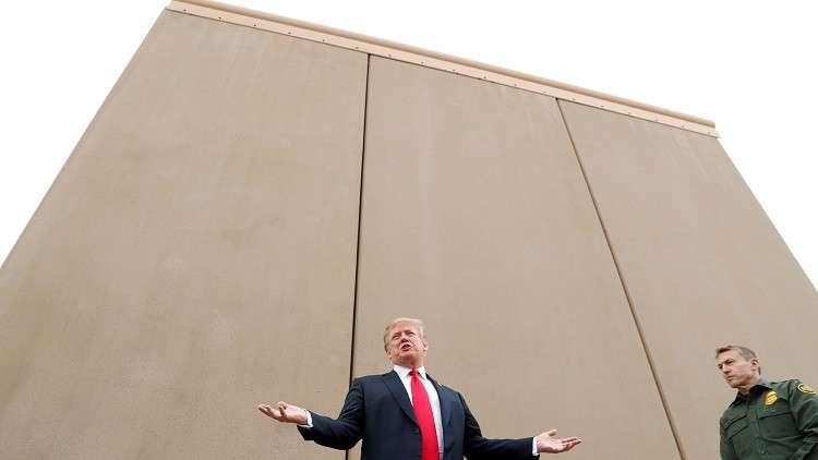 ترامب يهدد المكسيك!