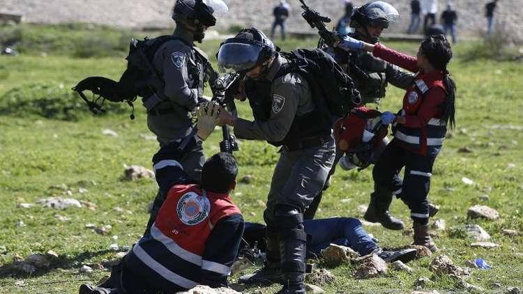 فرنسا تدعو إسرائيل إلى ضبط النفس على خلفية قتلى غزة