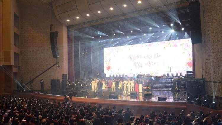 بيونغ يانغ تعتذر للصحفيين الجنوبيين عن المضايقات التي تعرضوا لها