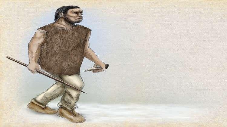 الكشف عن الوجه المخيف لرجل عاش قبل 28 ألف عام