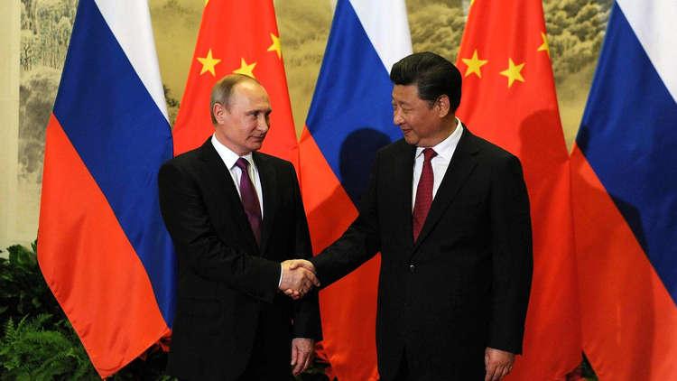 روسيا ستلقّم المدفعية التجارية الصينية