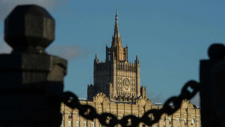 موسكو تطرد دبلوماسيا من الجبل الأسود على أساس التعامل بالمثل