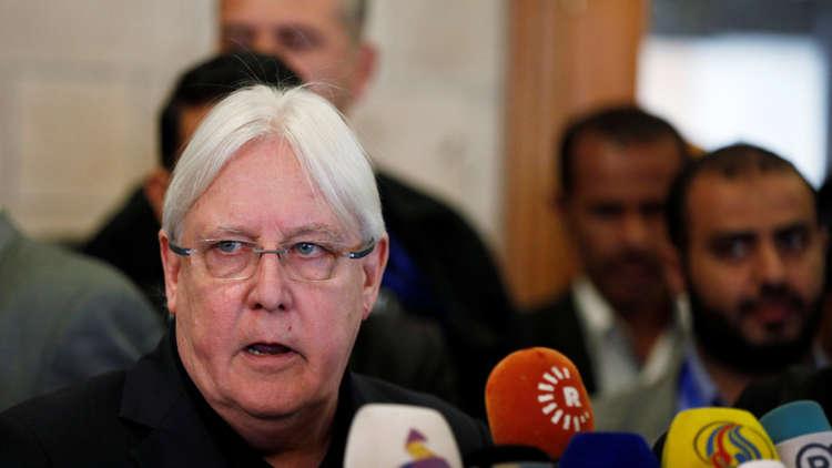 السفير الروسي في صنعاء: المبعوث الأممي مصمم على تحقيق تسوية عاجلة