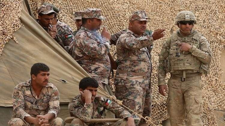 الأردن.. آلاف العسكريين الأمريكيين يشاركون في