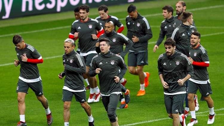 موقعة أندلسية- بافارية ساخنة في دوري أبطال أوروبا
